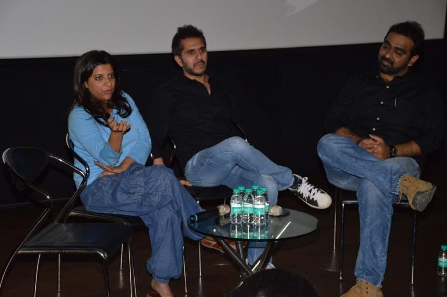 Director Zoya Akhtar,producer Ritesh Sidhwani,Stanford University,Zindagi Na Milegi Dobara,Dil Dhadakne Do