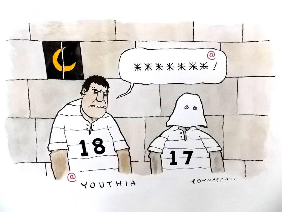 IBTimes Cartoon,daily Cartoon,Cartoon pics,Ponappa Cartoon,Juvenile justice