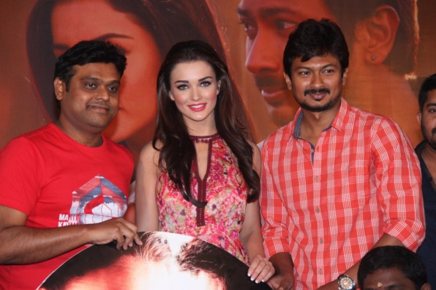 Gethu Audio Launch,Gethu Audio,Udhayanidhi Stalin,Amy Jackson,Vikranth,Karunakaran,Harris Jayaraj,Gethu Audio Launch pics,Gethu Audio Launch images,Gethu Audio Launch photos,Gethu Audio Launch stills,Gethu Audio Launch pictures