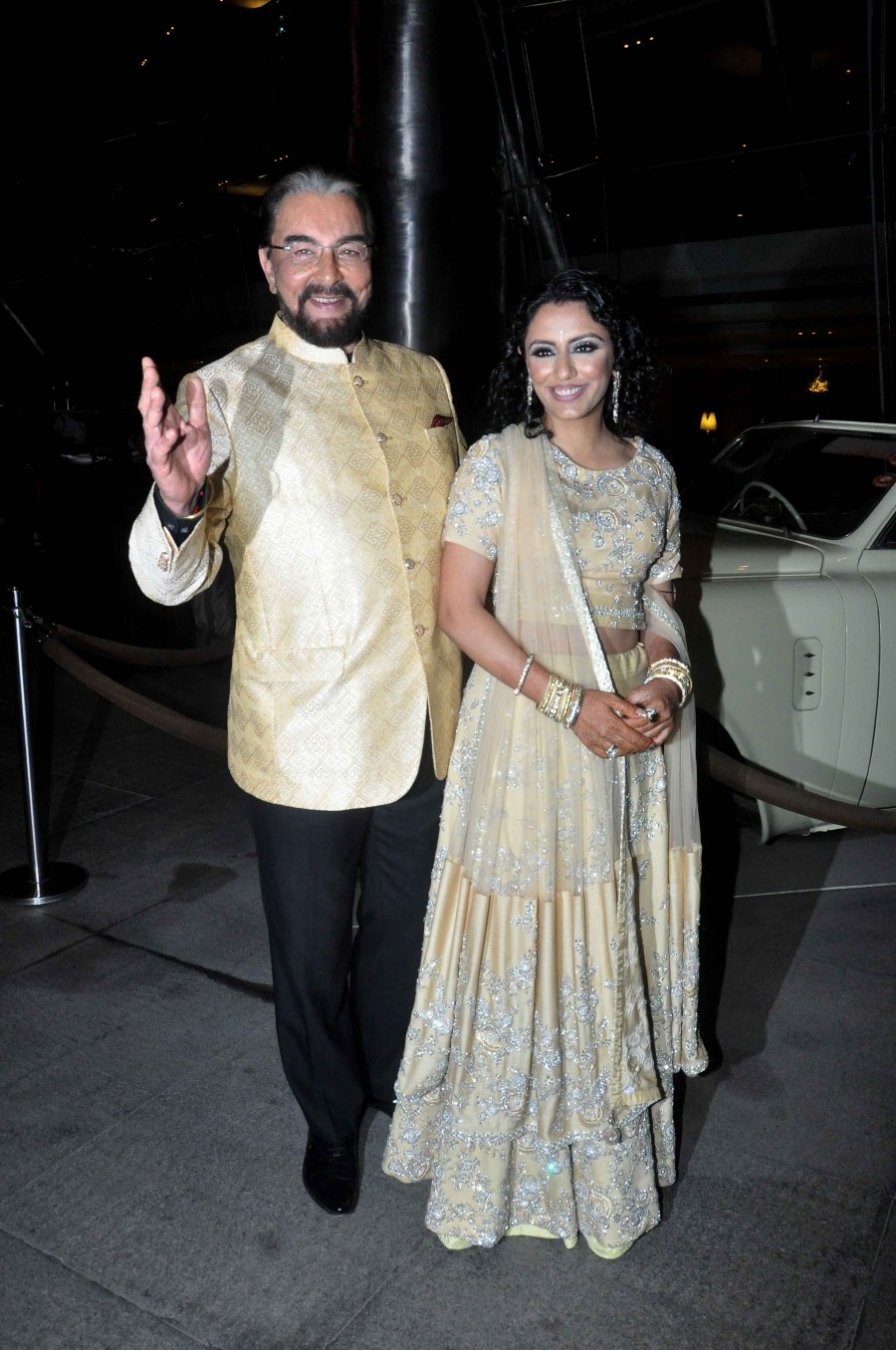 Kabir Bedi,kabir bedi 70th birthday,kabir bedi parveen dusanj wedding,Kabir Bedi marriage,Kabir Bedi wedding,kabir bedi marriage photos,Parveen Dusanj,Parveen Dusanj wedding,Parveen Dusanj marriage,kabir bedi parveen dusanj,actor Kabir Bedi