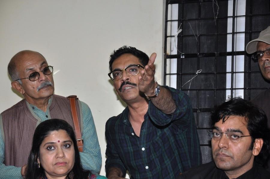 FWICE,CINTAA,FWA,comedian Kiku Sharda,Kiku Sharda,kiku sharda arrested,Comedy Nites with Kapil,Amit Behl,Kamlesh Pandey,Aashish Rego,CINTAA office