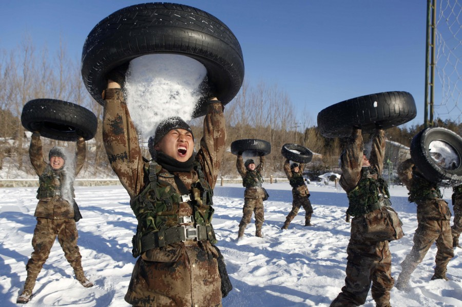 China's winter soldiers,winter soldiers,Soldiers of China,soldiers,China soldiers,soldiers training,soldiers training in china,china soldiers training