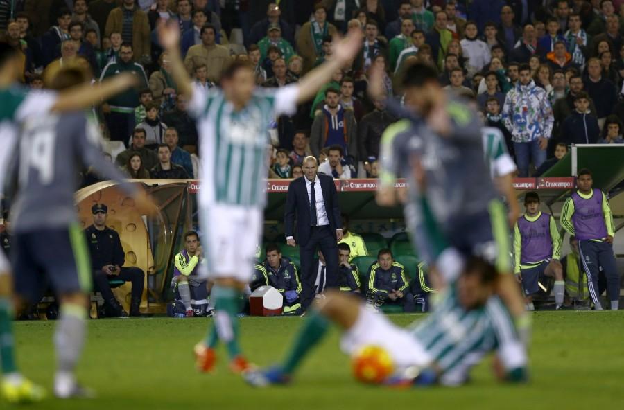 Real Madrid,Betis battle,La Liga,Cristiano Ronaldo,Real Betis