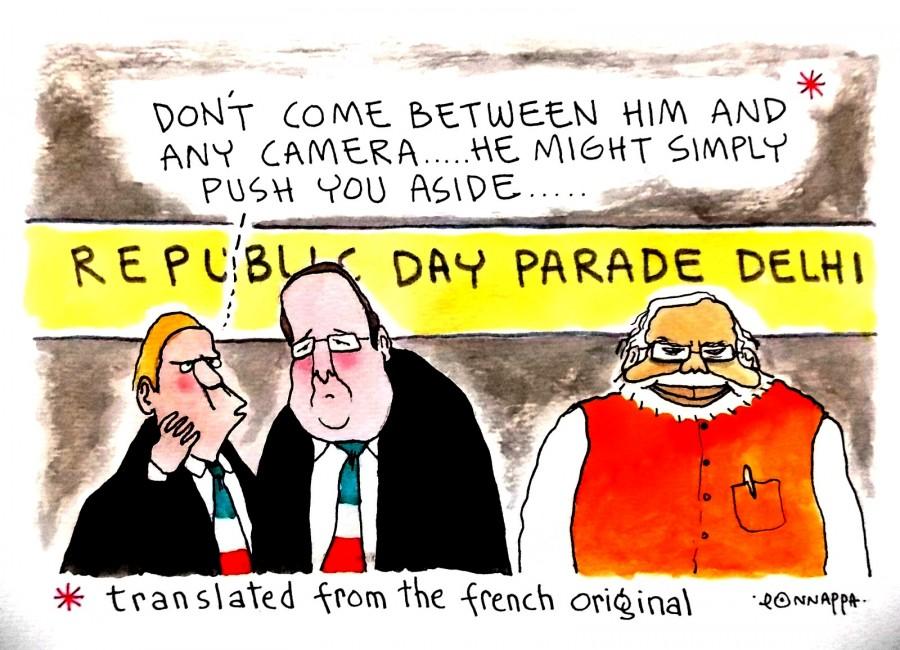 French President,French President Francois Hollande,india visit,Modi,Republic day