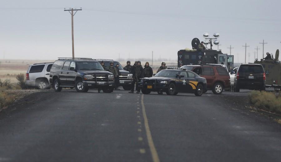 Oregon standoff,Standoff in Oregon,Standoff Oregon,deadly roadside encounter,FBI,FBI releases,deadly encounter