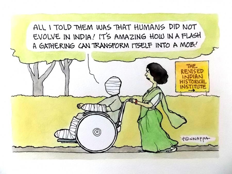 India,Evolution
