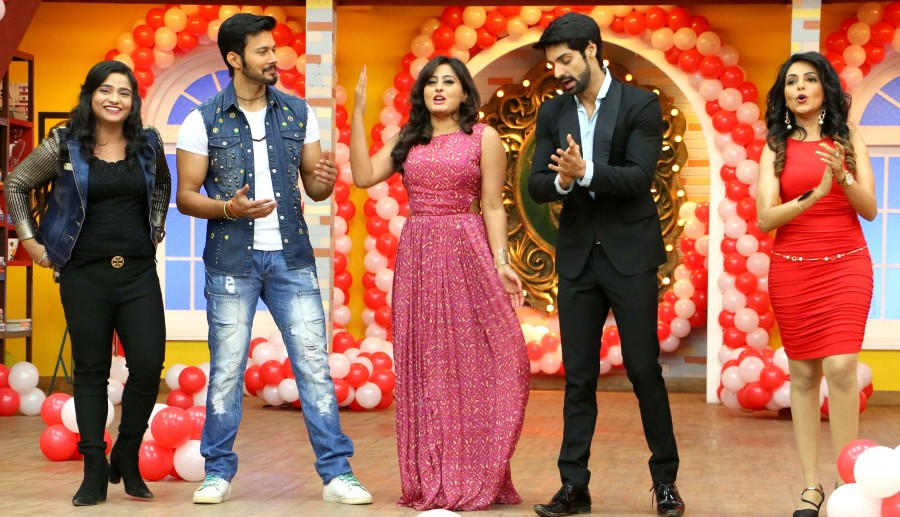 Comedy Classes,Rajniesh Duggall,Nidhi Subbaiah,Swati Sharma,Karan Vahi,Sugandha Mishra,Karan Vahi and Sugandha Mishra,Direct Ishq,Direct Ishq promotion
