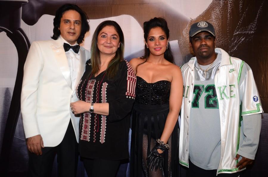 CABARET,Camaraderie over Cabaret event,Cabaret event,CABARET movie,Raju Chadha,Rahul Roy,Mahesh Bhatt,Pooja Bhatt,Richa Chadda,Rahul Mittra,Aashiqui