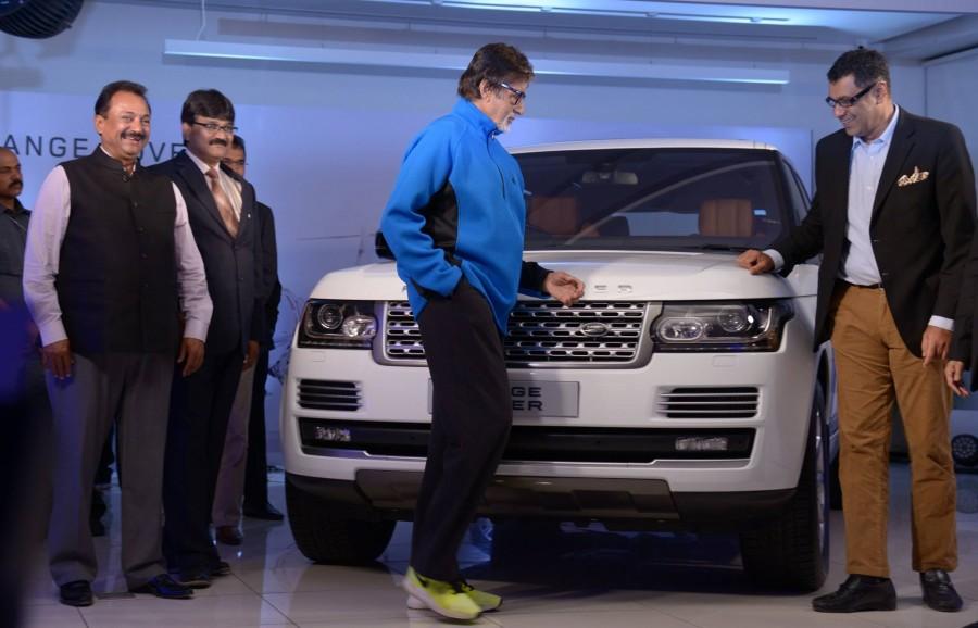 Amitabh Bachchan,Amitabh Bachchan cars,Big B,Range Rover,Land Rover,amitabh bachchan cars collection photos,amitabh bachchan cars photos,amitabh bachchan cars list,amitabh bachchan cars name,big b car collection,BIG B range rover,Range Rover Autobiography