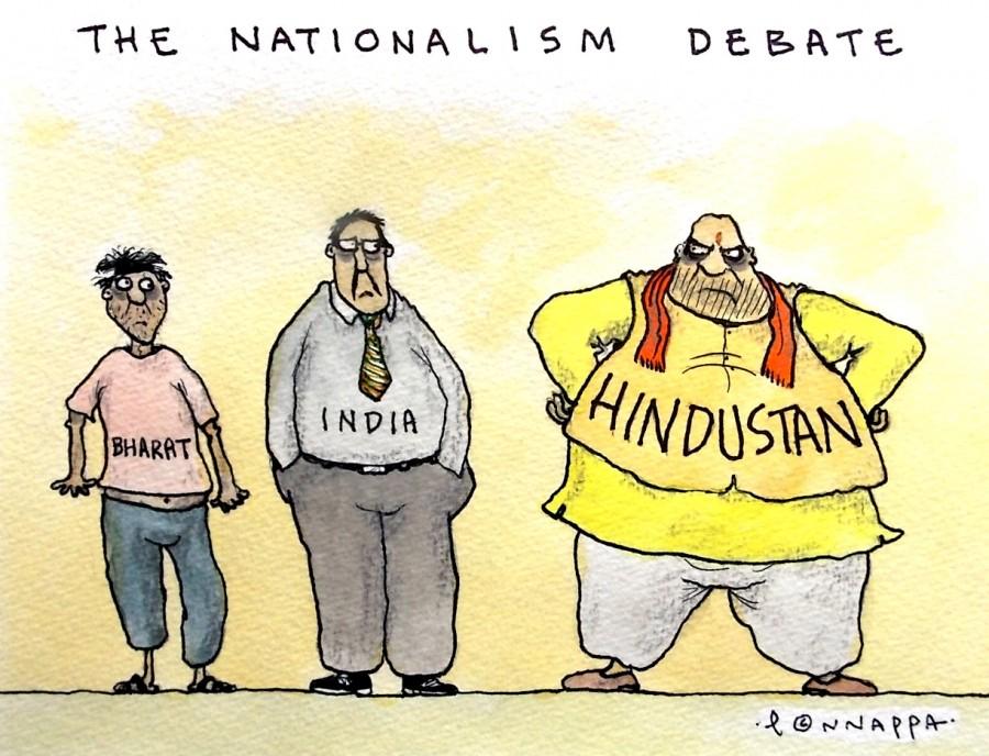Nationalism,India,Nationalism debate