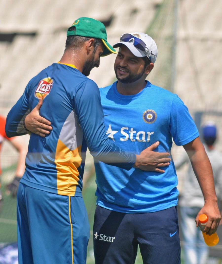 India vs Pakistan,India v Pakistan,Pakistan vs India,Pakistan v India,India vs Pakistan World T20,Suresh Raina,Ajinkya Rahane,ICC T20 World Cup match,ICC World T20 2016,ICC World T20,India vs Pakistan in ICC World T20 2016,India vs Pakistan ICC World T20