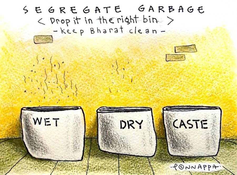 Swachh Bharat Abhiyan,Caste issues