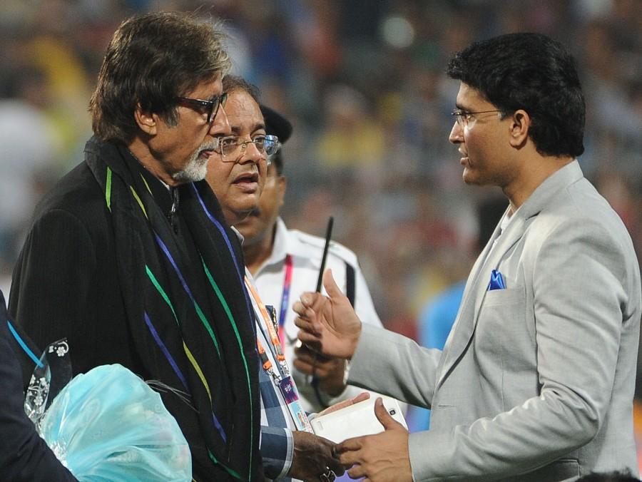 Amitabh Bachchan,Complaint filed against Amitabh Bachchan,Ind vs Pak,Ind vs Pak 2016,Ind Vs Pak Cricket Match,Complaint against Big B,incorrect National Anthem,National Anthem