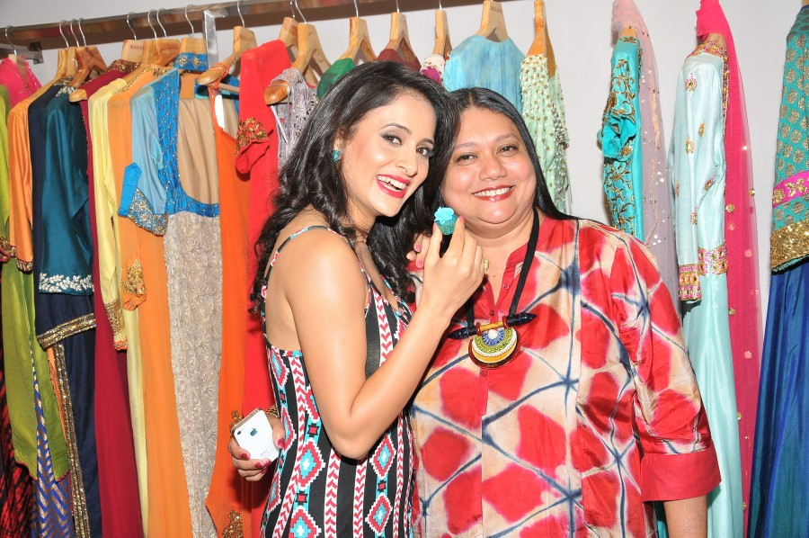 The Big Brand Show,Sumita Mukherjee at The Big Brand Show,Manali Jagtap at The Big Brand Show,Sumita Mukherjee,Manali Jagtap,Shweta Khanduri,Shagun Gupta,Smita Gondkar