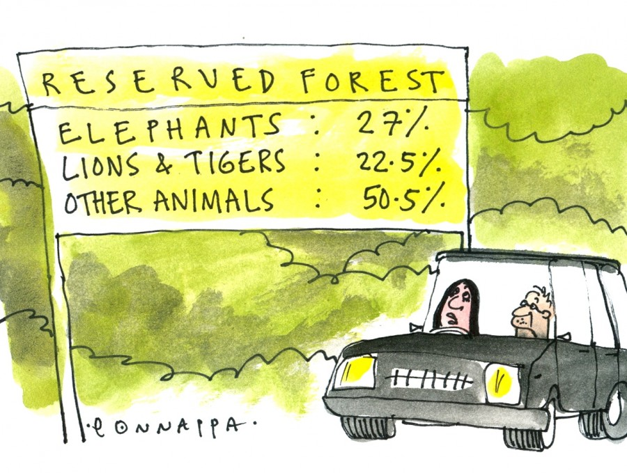 Reserved forest,Forest conservation