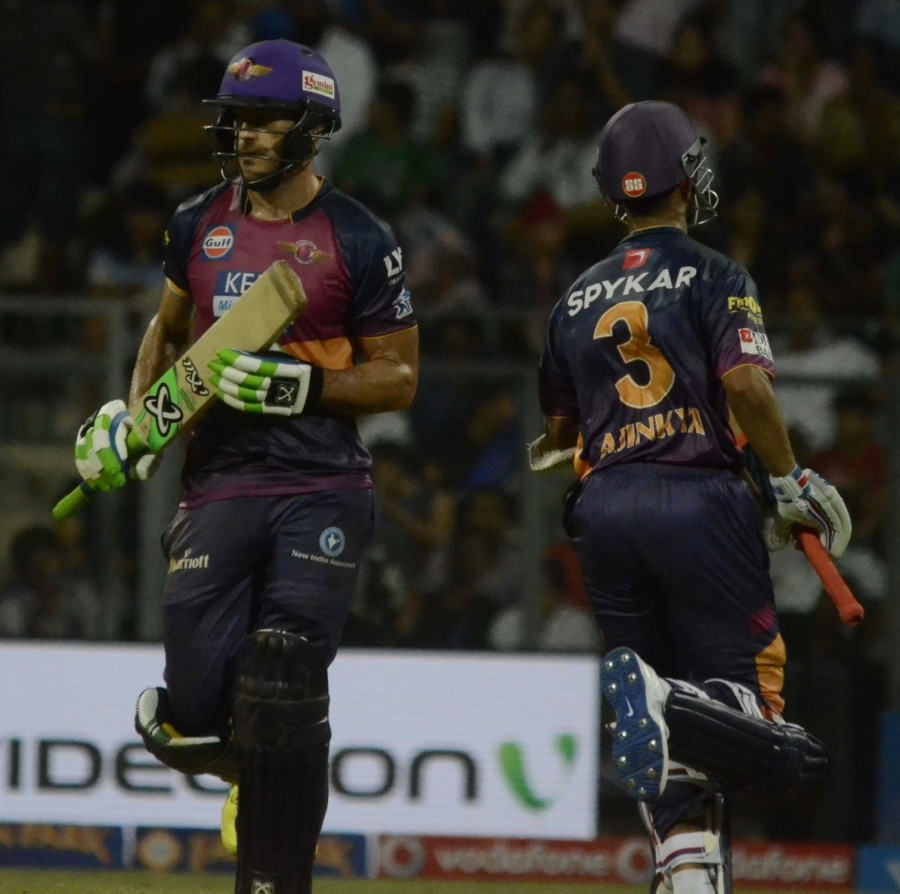 Rising Pune Supergiants,Mumbai Indians,Indian Premier League,IPL 2016,IPL 9,Rising Pune Supergiants defeated Mumbai Indians,Wankhede Stadium
