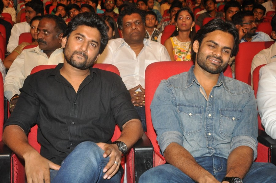 Supreme Audio Launch,Supreme Audio,Supreme music Launch,Sai Dharam Tej,Raashi Khanna,Nani,Supreme Audio Launch pics,Supreme Audio Launch images,Supreme Audio Launch stills,Supreme Audio Launch pictures