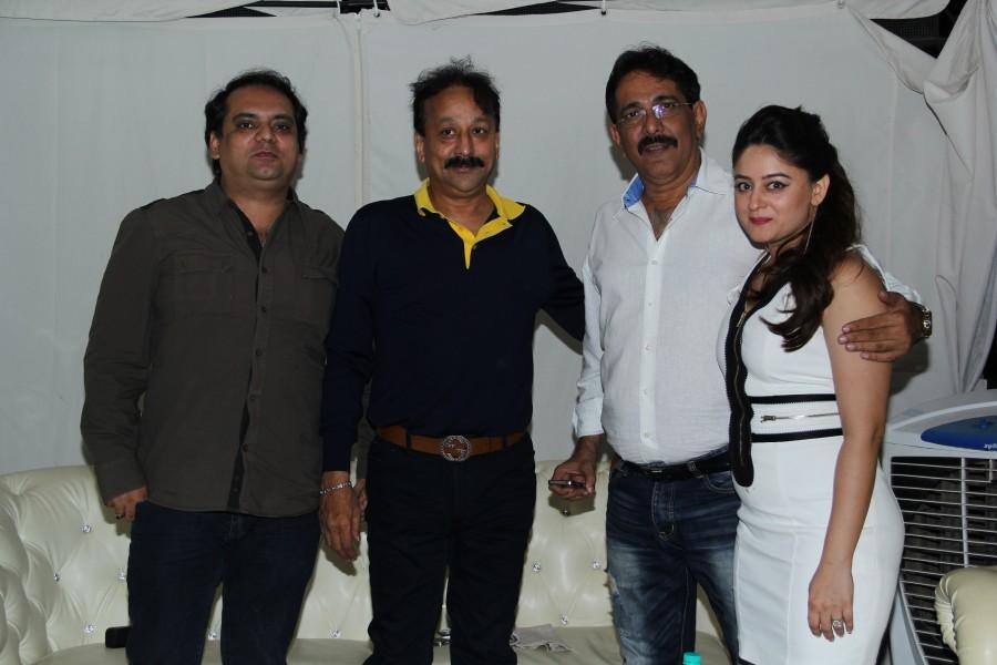 Sunny Leone,Ek Paheli Leela,Jay Bhanushali,mahi vij party,birthday bash,photos,ankita lokhande,sunil grover