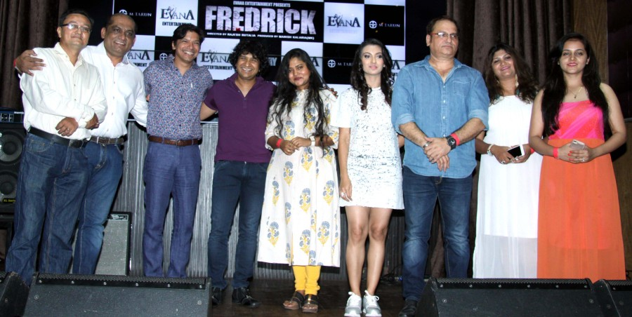 Success Party of Hindi Film Fredrick,Fredrick Success Party,Shaan,KK,Deepali Sathe,Tulna Butalia,Sunjoy Bose,Fredrick Success Party pics,Fredrick Success Party images,Fredrick Success Party photos,Fredrick Success Party stills,Fredrick Success Party pictu