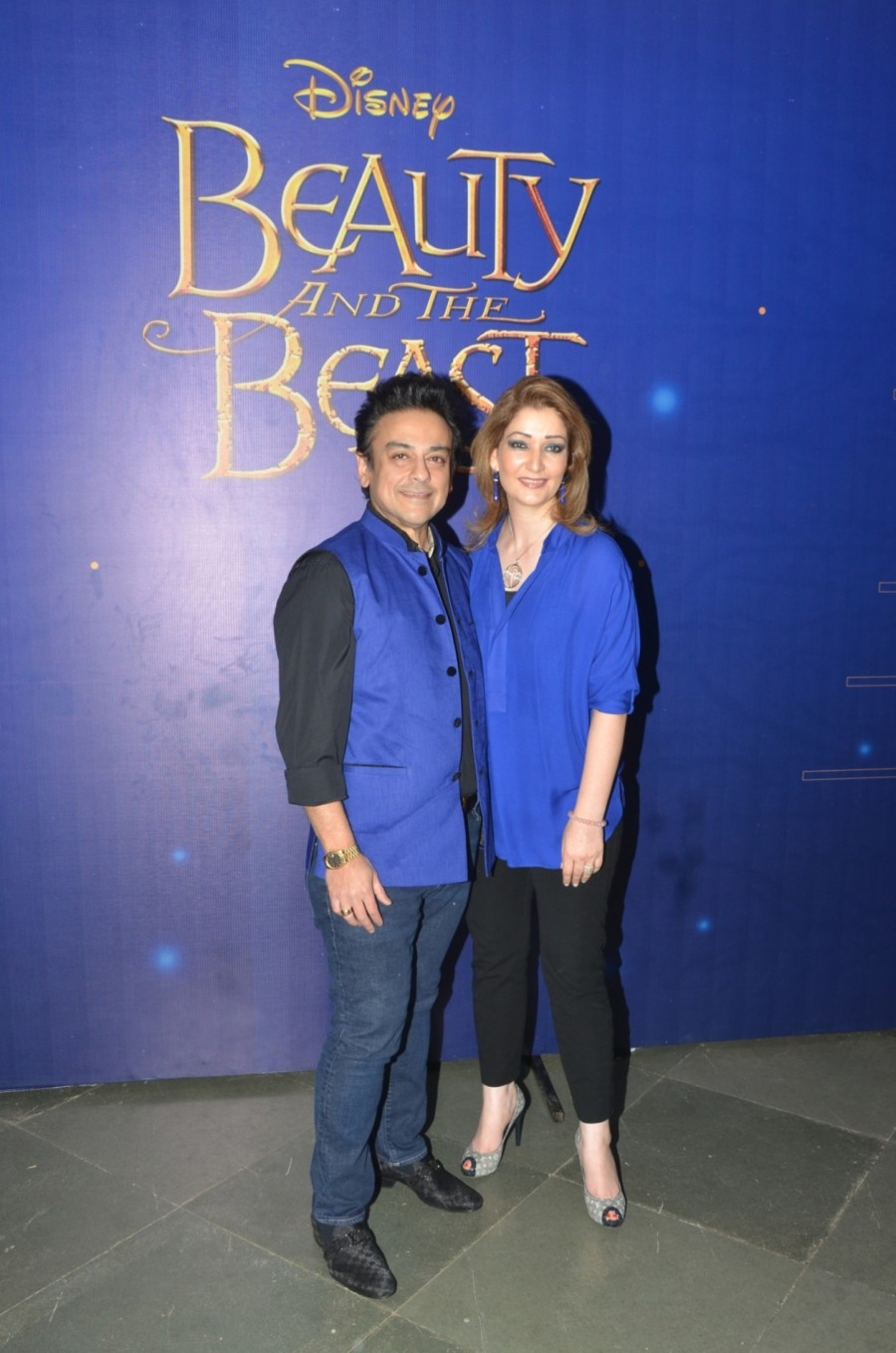 Disney India,Disney India's Broadway style musical Beauty and the Beast' inaugural Show,Beauty and the Beast,Beauty and the Beast inaugural Show,Vikranth Pawar,Lesle Lewis,Terence Lewis,Varsha Jain,Gavin Miguel,Pallavi Devika,Suzanne D'Mell