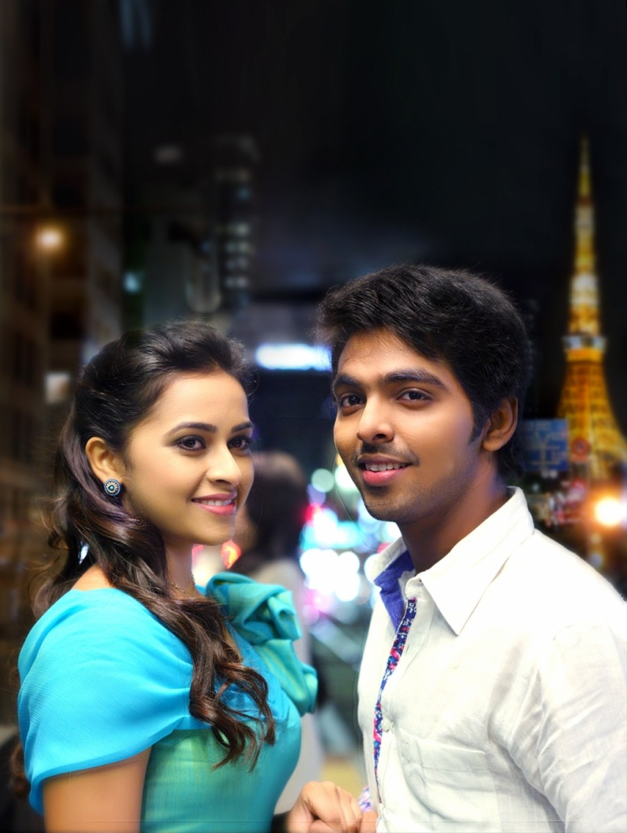 Pencil,GV Prakash Kumar,Sri Divya,GV Prakash Kumar and Sri Divya,Pencil movie stills,Pencil movie pics,Pencil movie images,Pencil movie photos,Pencil movie pictures