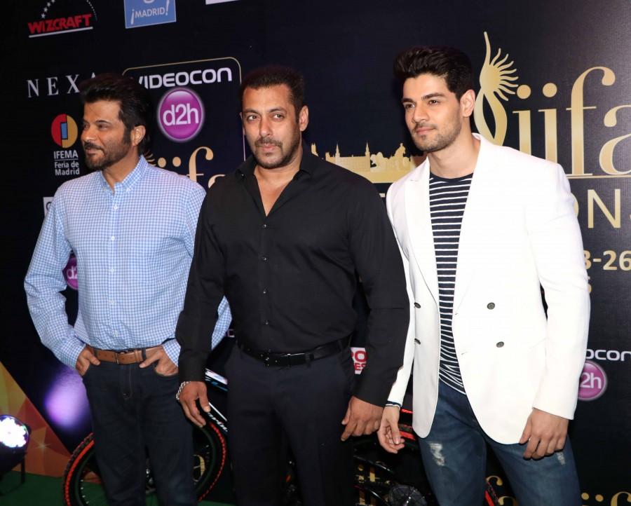 Salman Khan,Shilpa Shetty,Tiger Shroff,Anil Kapoor,IIFA 2016,IIFA,International Indian Film Academy,International Indian Film Academy 2016