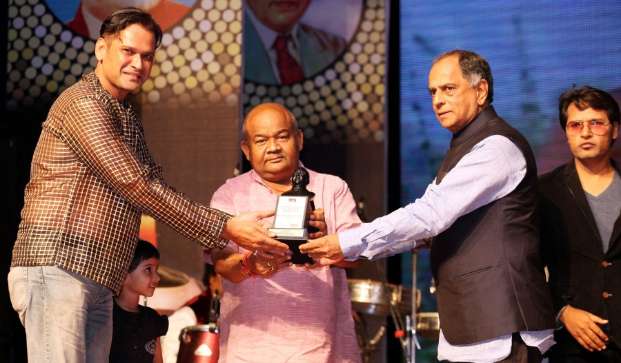 6th Dr. Ambedkar Award Event,Dr. Ambedkar Award Event,Udit Narayan,Adnan Sami,Pahlaj Nihalani,Pankaj Udhas,Salma Agha,Shabbir Kumar,Shilpa Shinde,Ambedkar Award