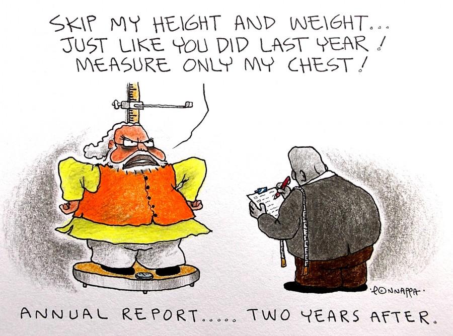 IBTimes Cartoon,Ponnappa cartoon,Modi cartoon