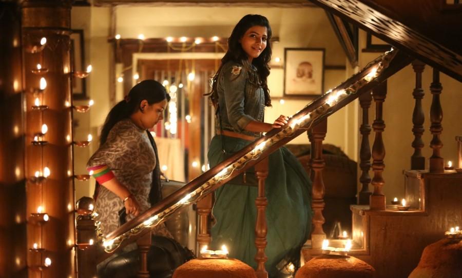 A Aa In Telugu: 'A… Aa' Movie Stills: Nithin, Samantha