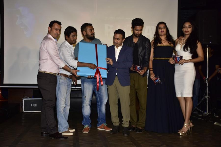 Raman Raghav 2.0,Raman Raghav 2.0 Song Launch,Anurag Kashyap,Ram Sampath,Nawazuddin Siddiqui,Vicky Kaushal,Sobhita Dhulipala,Sona Mohapatra,Vikas Bahl,Vikramaditya Motwane,Madhu Mantena,Raman Raghav 2.0 music Launch,Raman Raghav 2.0 music,Raman Raghav 2.0
