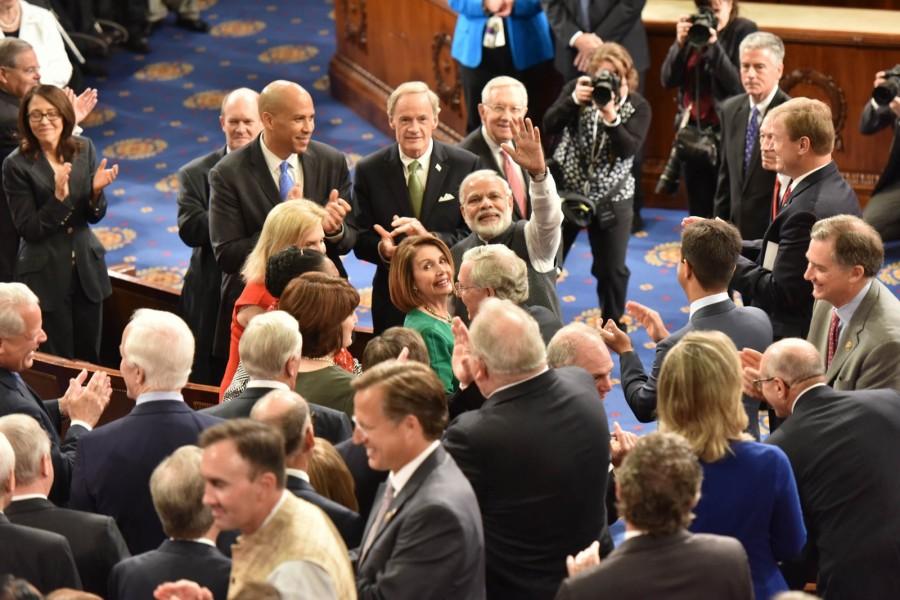 Narendra Modi,Narendra Modi meets US Congressional leadership,US Congressional leadership,US Congress,Modi meets US Congressional leadership,Modi,Prime Minister Narendra Modi,PM Narendra Modi