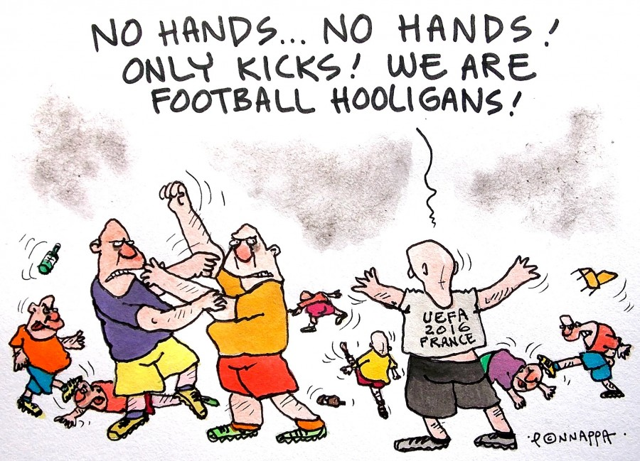 IBTimes Cartoon,Ponnappa cartoon,Euro cartoon Euro 2016