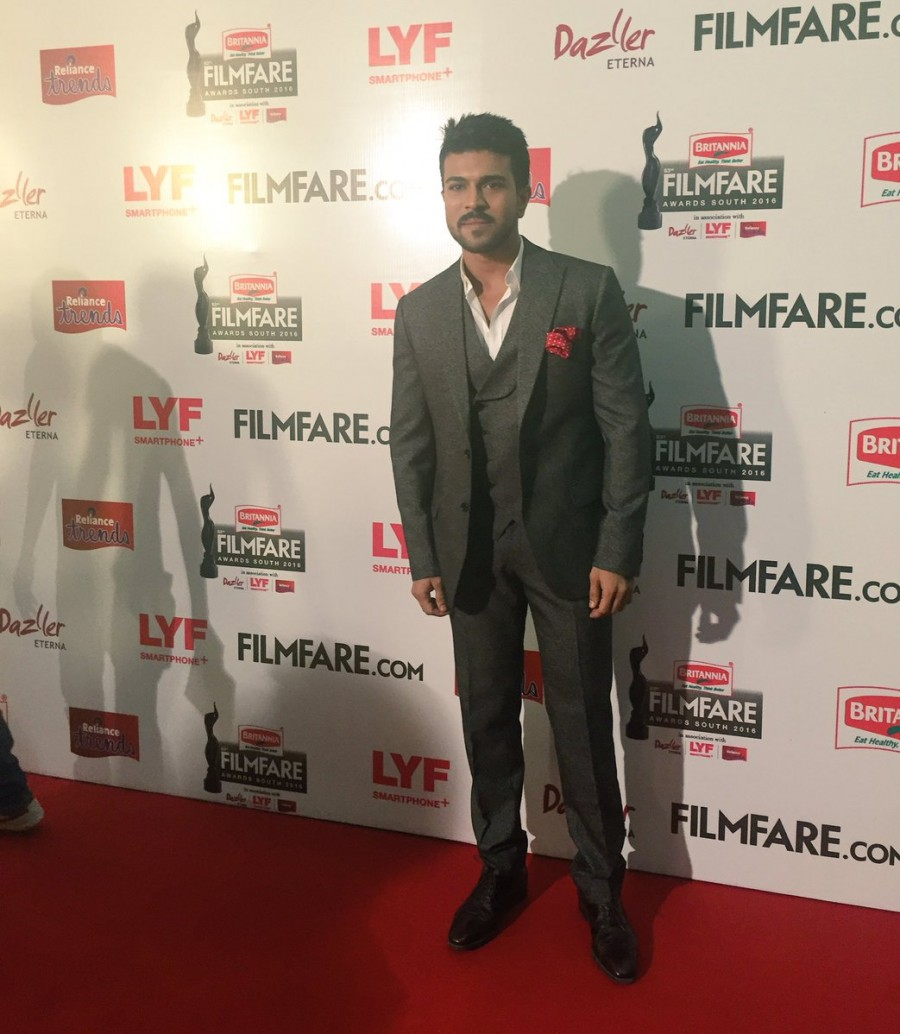 Filmfare Awards South 2016,Filmfare Awards,Filmfare Awards 2016,Vikram,Rana Daggubati,Ram Charan,Tamannaah,Vikram,63rd Filmfare Awards South 2016,63rd Filmfare Awards 2016,Filmfare Awards pics,Filmfare Awards images,Filmfare Awards photos,Filmfare Awards