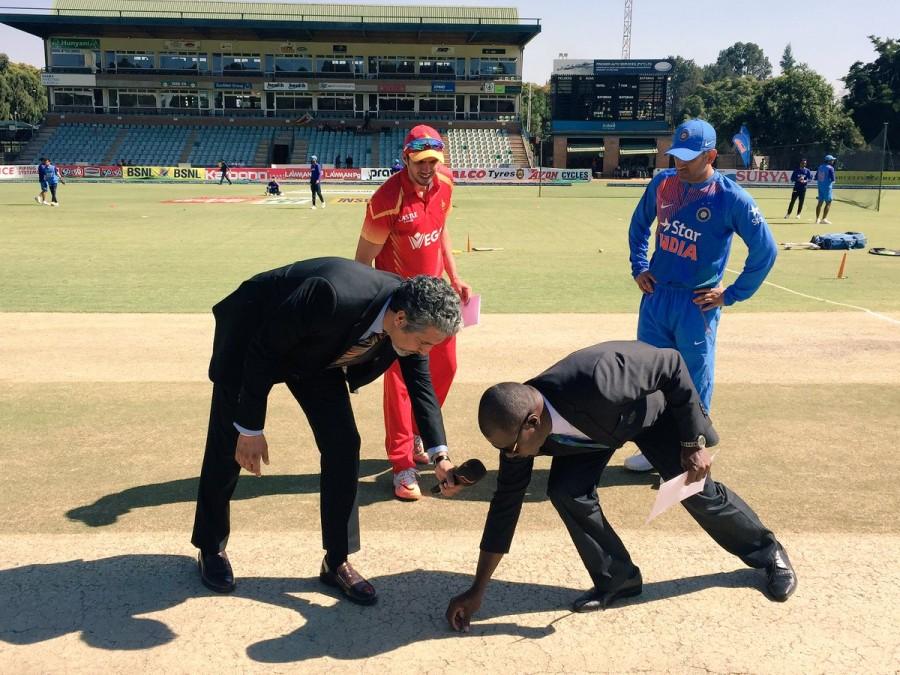 India vs Zimbabwe,India v Zimbabwe,India vs Zimbabwe 2016,Zim vs Ind,Ind vs Zim,Graeme Cremer,Dhoni,2nd T20,Ind vs Zim pics,Ind vs Zim images,Ind vs Zim photos,Ind vs Zim stills,Ind vs Zim pictures