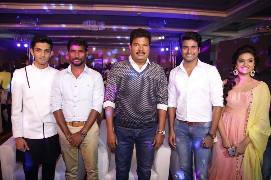 Remo Nee Kadhalan First Look,Remo first look,Sivakarthikeyan,Keerthy Suresh,Shankar,Anirudh,Anirudh Ravichander,Remo songs,Remo title track,Remo first look launch