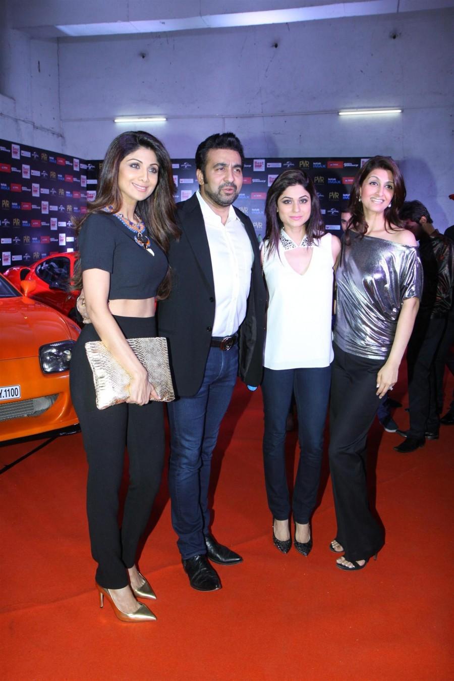 Shilpa Shetty,Raj Kundra,Shamita Shetty,Fast & Furious,Fast & Furious movie stills,Fast & Furious latest photos,Fast & Furious movie,Fast & Furious firstlook,Fast &amp