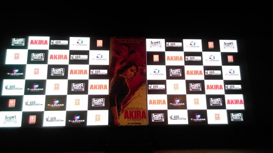 Akira Trailer,Sonakshi Sinha's Akira Trailer launch,Akira Trailer launch,Akira Trailer launch pics,Akira Trailer launch images,Akira Trailer launch photos,Akira Trailer launch stills,Akira Trailer launch pictures,AR Murugadoss