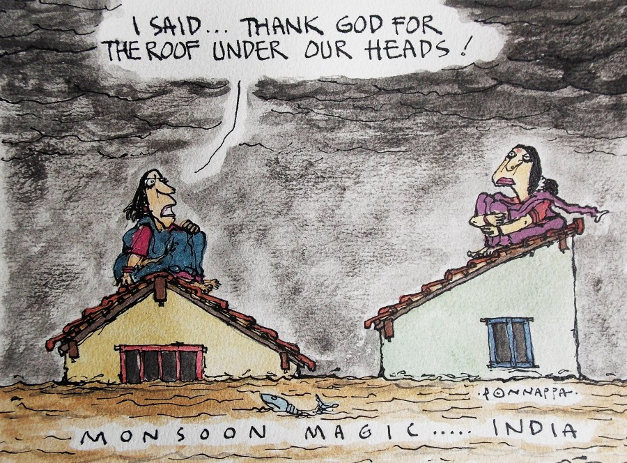 Monsoon,Floods,Rainy season