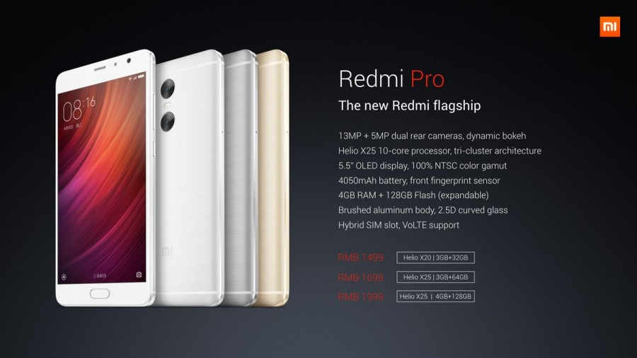 xiaomi redmi pro aka redmi note 4 first look unveiled   photos