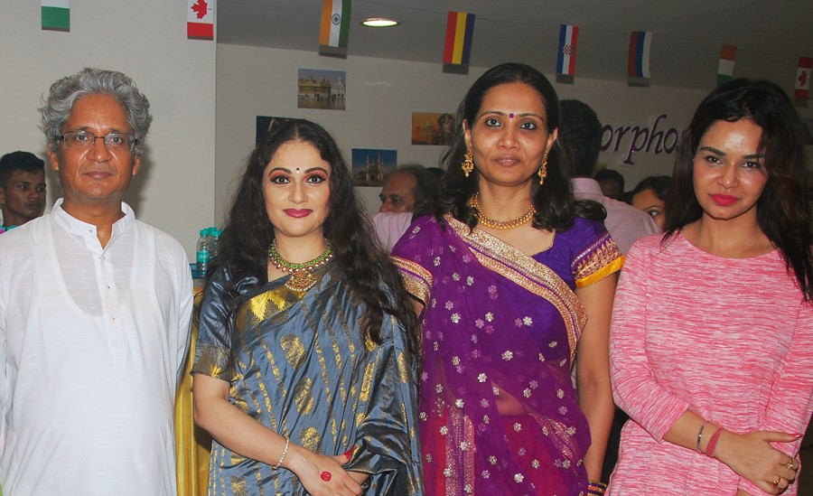 Gracy Singh,Kavitta Verma,Dr. Rajan Sankaran,Dr. Meghna Shah,The Other Song's fifth anniversary celebration
