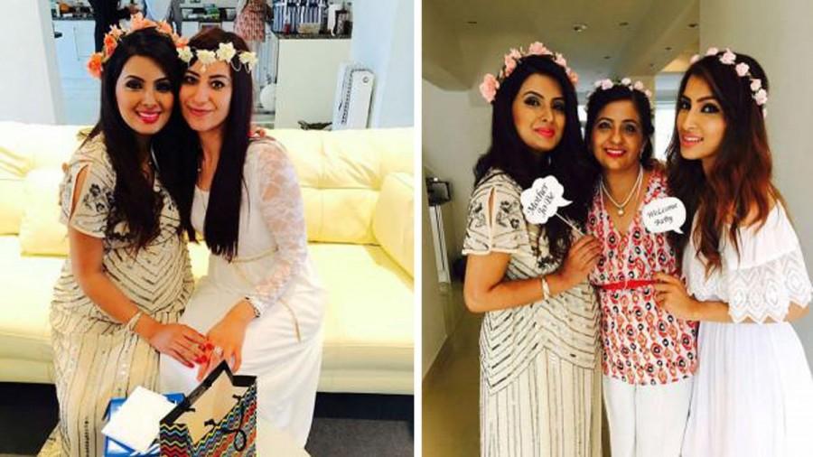 Harbhajan Singh,Geeta Basra,Harbhajan Singh and Geeta Basra,Harbhajan Singh blessed with daughter,Geeta Basra blessed with daughter