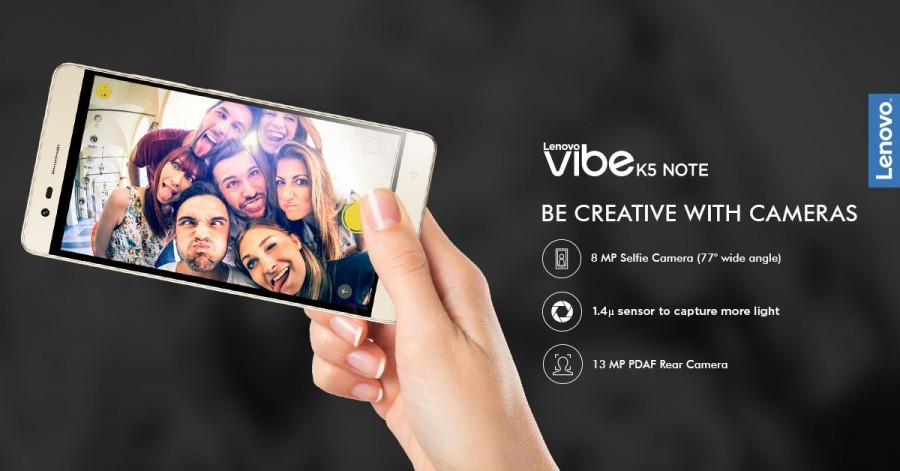 K5 Note,Vibe K5 Plus,Lenovo launches K5 Note,Lenovo launches Vibe K5 Plus,smartphones,Lenovo smartphones,Latest lenovo smartphones,Android Smartphones,budget smartphones