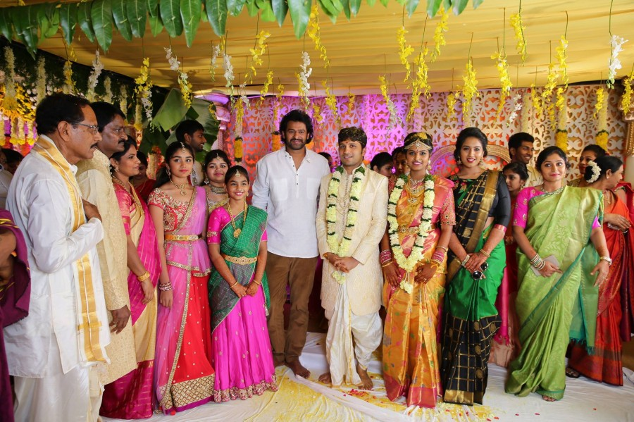 1470390040 prabhu thej varsha reddy wedding ceremony held hyderabad marriage prabhu thej varsha reddy - Wedding Ceremony Conclusion