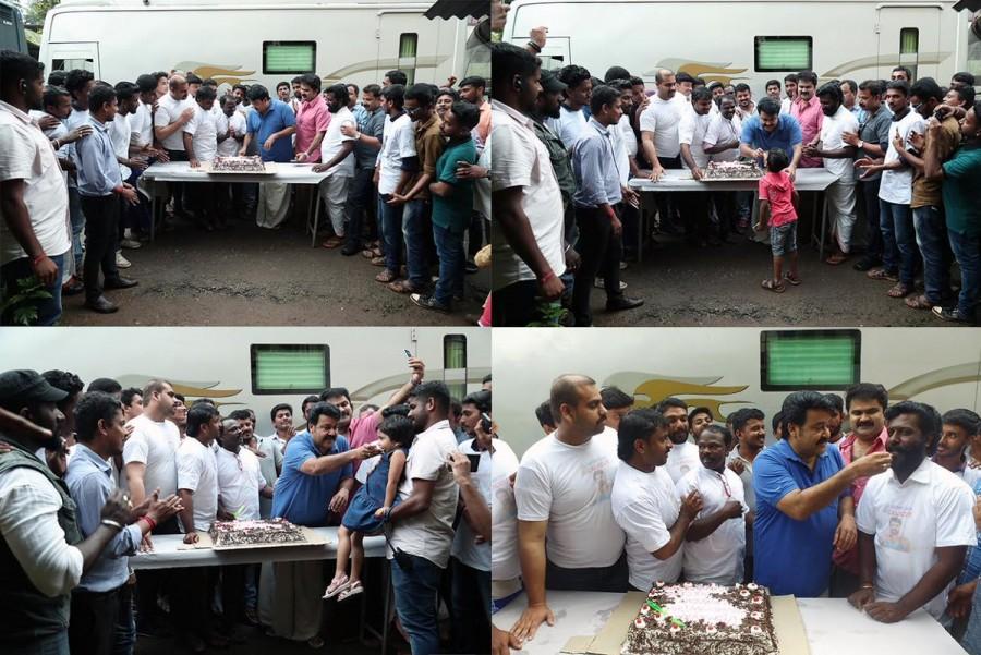 Mohanlal,Vismayam,Manamantha,Vismayam movie celebrations,Manamantha movie celebrations,Manamantha celebrations,Manamantha sucess meet,Manamantha sucessmeet