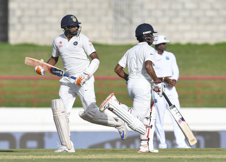 Ravichandran Ashwin,Wriddhaman Saha,Ashwin,Saha,Ind vs WI,Ind vs WI test match,Ind vs WI 3rd test match,Ind vs WI third test match,Ind vs WI third Test,Test Cricket