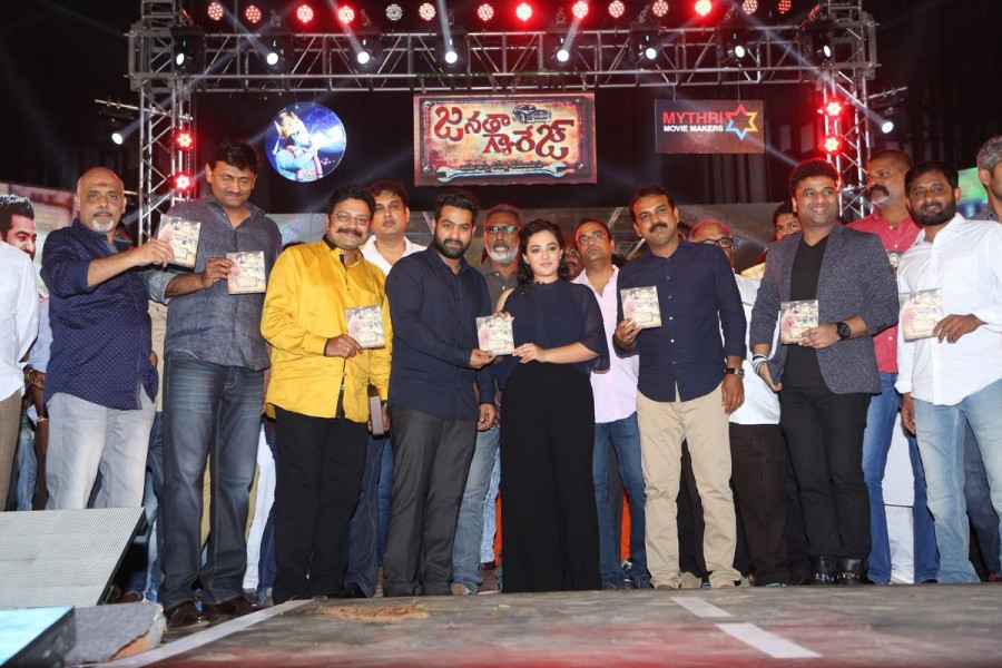 Janatha Garage Music Launch,Janatha Garage audio,Janatha Garage Music,Janatha Garage,Jr.NTR,Mohanlal,Janatha Garage Music Launch pics,Janatha Garage Music Launch images,Janatha Garage Music Launch photos,Janatha Garage Music Launch stills,Janatha Garage M