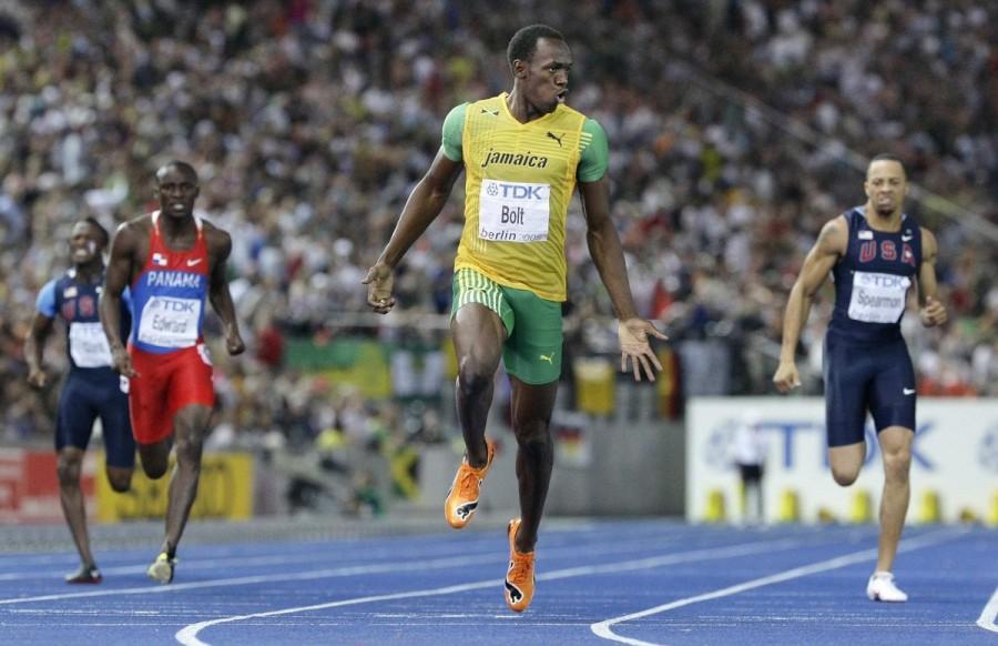 Usain Bolt,Usain Bolt 100M,sprint champion Usain Bolt,Rio Olympics,Rio Olympics 2016,Usain Bolt qualifies for 100m semifinals