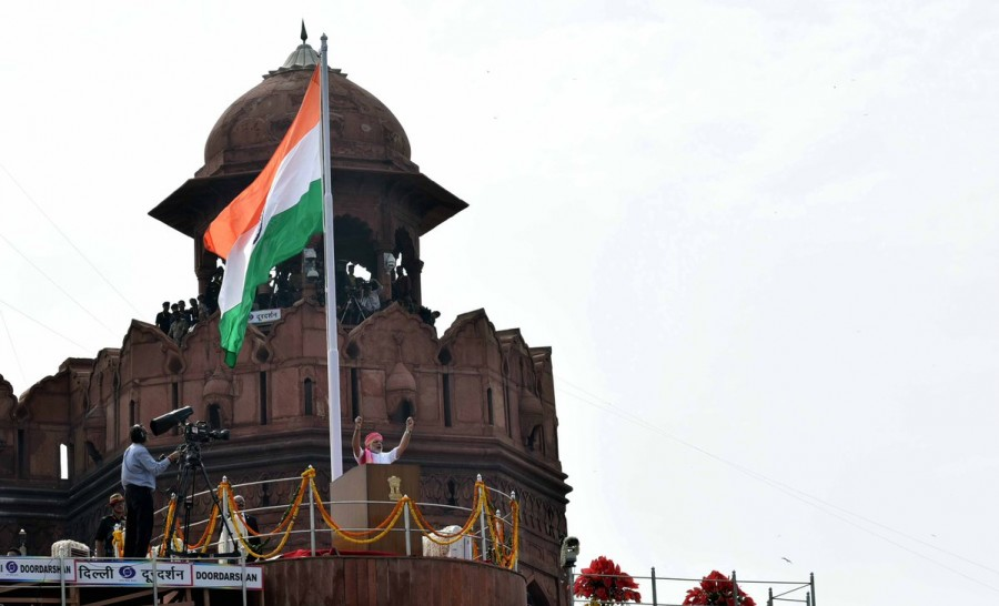 70th Independence Day,70th independence day of india,70th Independence Day celebrations,Independence Day celebrations,Narendra Modi celebrates,Narendra Modi,Narendra Modi celebrates 70th Independence Day