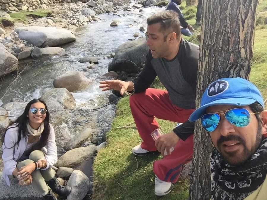 Salman Khan,Salman Khan in Tubelight,Tubelight,Tubelight shooting wraps up,Tubelight shooting wraps up in Ladakh,Tubelight shooting,tubelight movie,salman khan tubelight movie,salman khan kabir khan tubelight