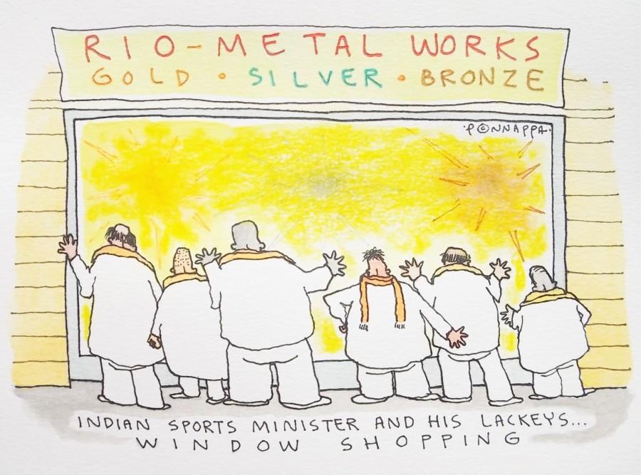 Rio Olympics,Rio games,Rio Olympics 2016,Medal Tally,India in Rio Olympics,India in Rio